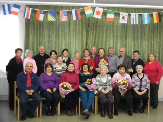 Die Mitgliederversammlung am 23-2-2016